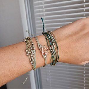 Pura Vida Bracelets (Set of 3)
